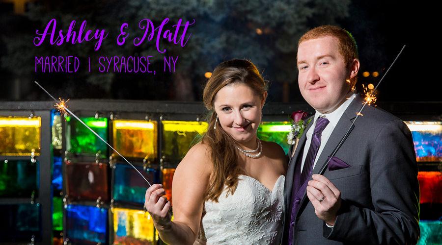 Solas Studios Wedding at Drumlins Country Club Syracuse NY