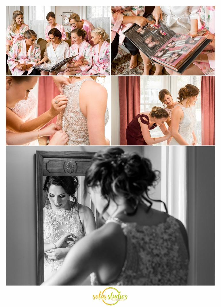 Wedding at LakeWatch Inn 4 1