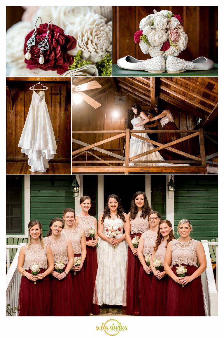 wedding at lourdes camp skaneateles 1