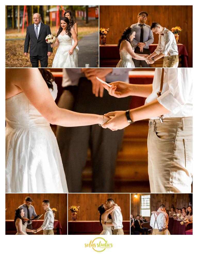 wedding at lourdes camp skaneateles 2