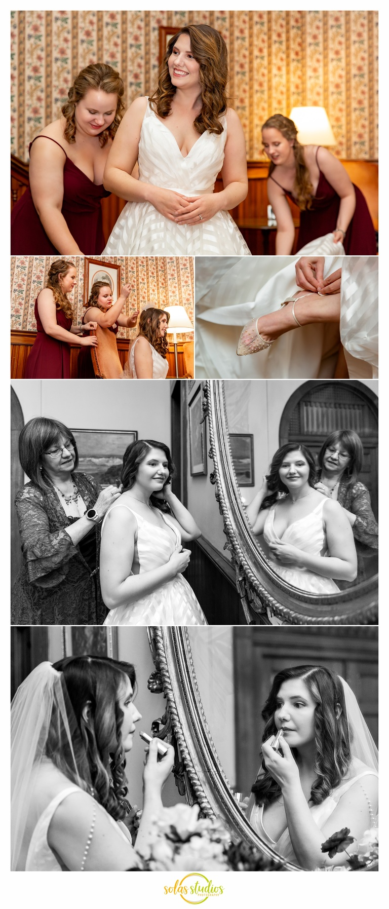 Belhurst Castle Wedding Photos Geneva NY 4 1