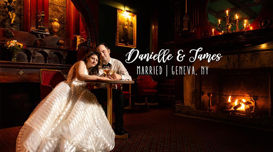 Belhurst Castle Wedding in Geneva NY